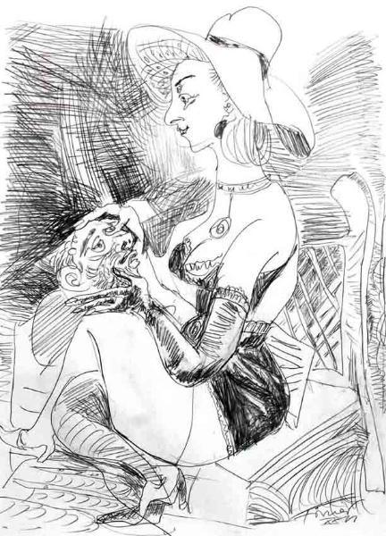 Salome A4 Bleistift