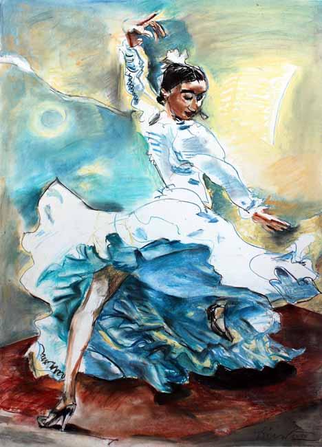 flamenco-4-70x50-cm-pastell