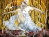 Herakles im Rhoenrad  190x230cm